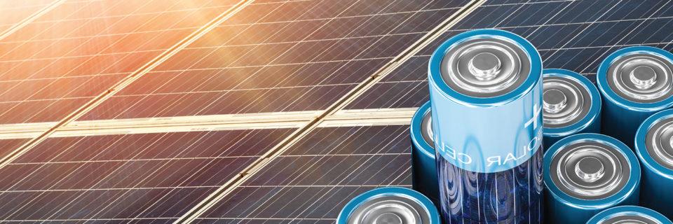 Sistema Fotovoltaio con Accumulatori